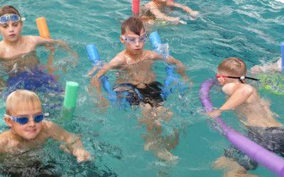 Schwimmkurs im Knittelfelder Schwimmbad