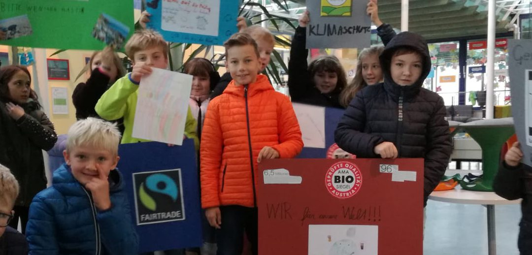 "Demonstration ""Fridays for Future"""
