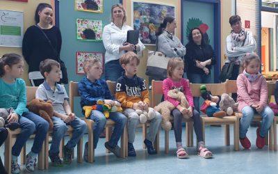 Schuleinschreibung Kindergartenkinder