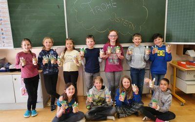 Vom Elternverein aus fuhren die 1. und 2. Klasse nach Mautern in den Tierpark.