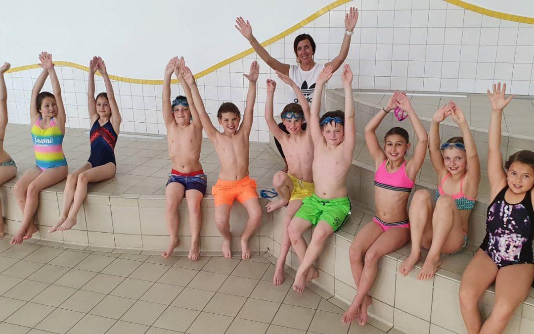 Schwimmkurs im Schwimmbad Knittelfeld