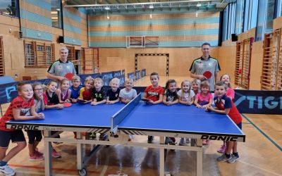 Tischtennis 1. Klasse