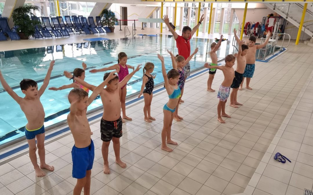 Schwimmkurs 3. Klasse